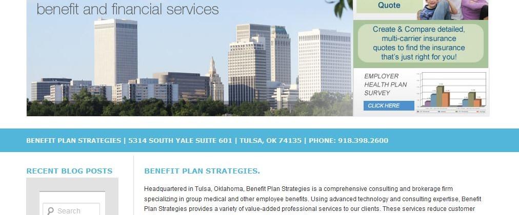 BP Strategies – Tulsa, OK