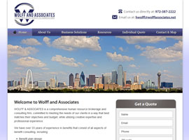 Wolff & Associates – Dallas, TX