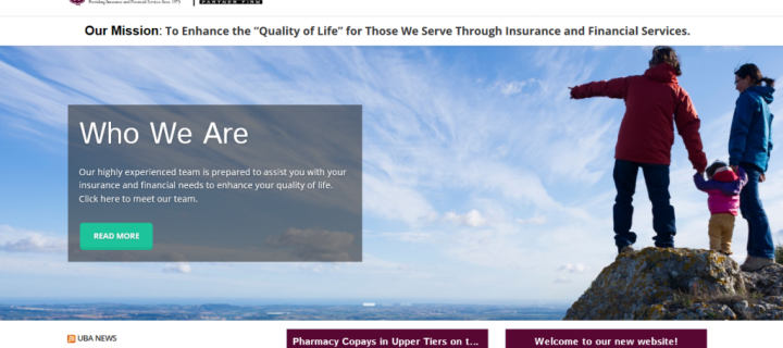 New Website Launched for The LBL Group